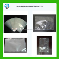 new design food safe grade vacuum plastic bags
