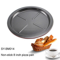 SY-BM014 Non-Stick Baking Carbon Steel Pizza Pan