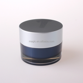 Wholesale Manufacturer Luxury Cream jar, Acrylic Jar, 50ml cosmetic jar