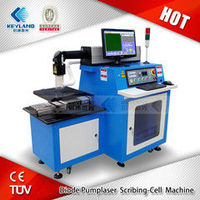 Solar Cells Laser Scriber Cutter Price /High Speed for Broken Cells Laser Cutting (Agent wanted)