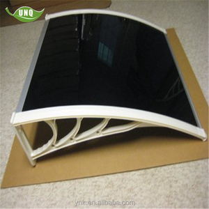 Sun Protection Rain Shelter Custom Canopy and Window Awning