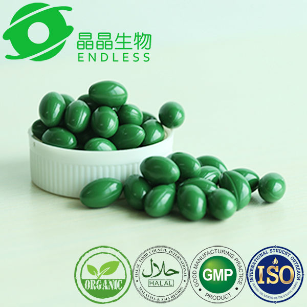 top quality pure spirulina high protein capsules