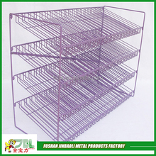advertising display rack keychain display stand