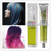 Factory price non allergic superior wholesale professional hair color coating