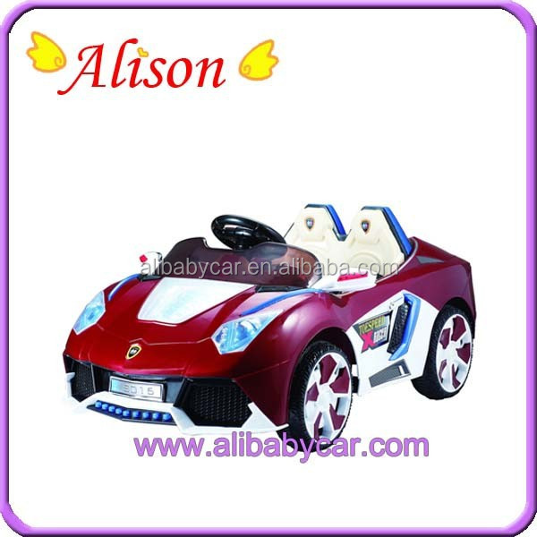 New Alison C01910 car toy kids rider 2015 electric baby car