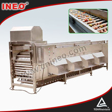 High Efficiency Industrial Automatic Onion Tomato Apple Potato Sorting Machine/Grading Machine