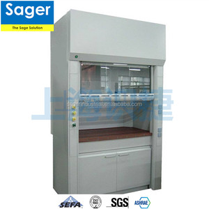 chemistry laboratory fume hood for school and enterprise , laboratory furniture equipment