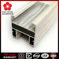 window frame fluorocarbon aluminium window door frame