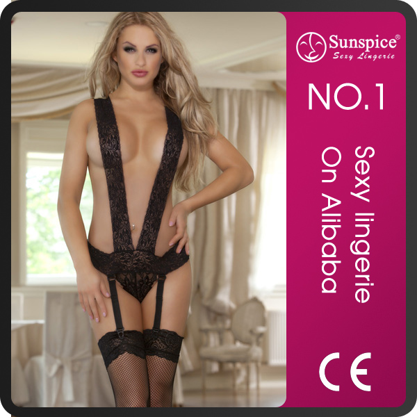 New design hot sale open beautiful sheer sexy lingerie for women nude sheer lingerie babydoll sheer transparent lingerie