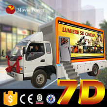 Car racing game china mobile ride 5d 7d 9d mobile cinema