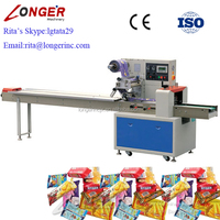 Hot Sale Professional Candy Packing Machine/Instant/Ice Lolly Packaging Machine