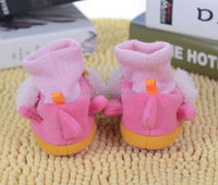 top quality happy family penguin high cut cartoon animal slippers