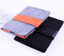 Brand new deisgn sleeve cover for ipad mini leather flip cover