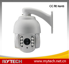 Outdoor IR high speed dome cameras,IP66 outdoor ptz doom kamera ,10x zoom analog ptz
