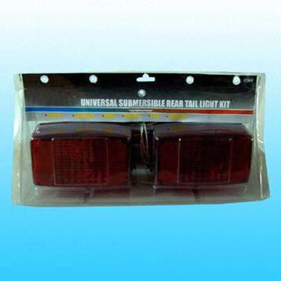 Universal Submersible Rear Tail Light Kit