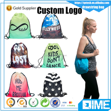 Varies of Animals unique products nylon sublimation drawstring bag