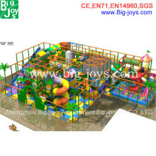 Professional children's area indoor playground for home for sale