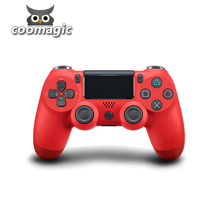 New high quality vibration led charging for manette ps4 joystick ps4 wireless <strong>controller</strong>