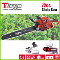 NEW 72cc power tool Chinese chainsaw