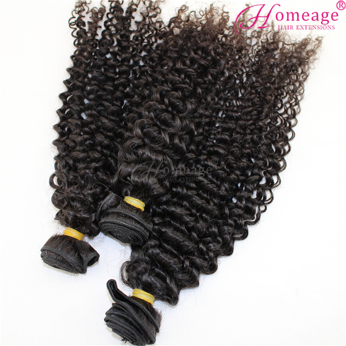 Homeage all express best wholesale brazilian afro kinky human hair
