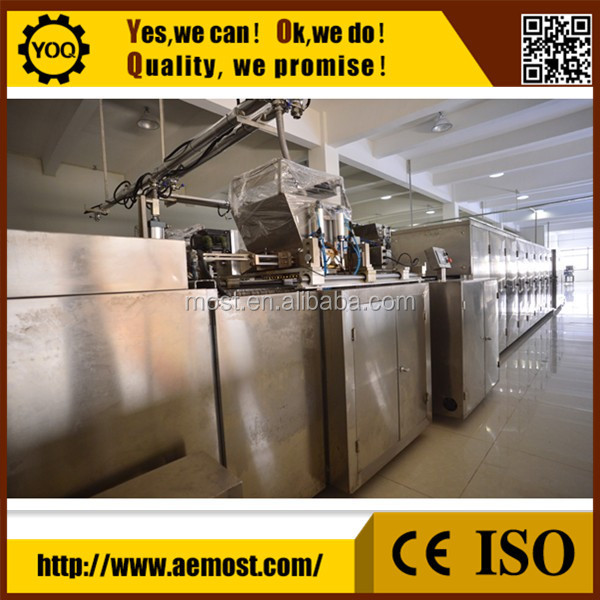 D3218 Hot Sale Automatic Chocolate Bar Machinery