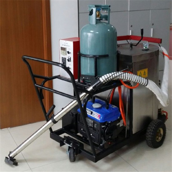 HW-50 HW-60 protable Asphalt crack filling equipment for road crack construction/ asphalt cracking sealing machine