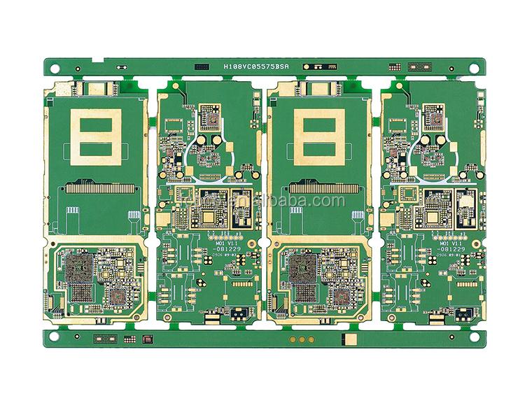 심천 인쇄 회로 기판 제조 FR-4 RoHS HDI PCB PCBA
