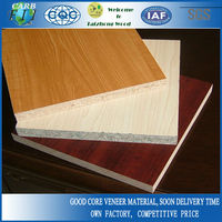 Colors Cherry Melamine Particle Board