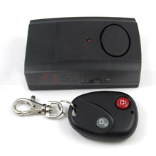 20 Metre Remote Control Entrance Security Guard Scan Move Detector Auto Alarm