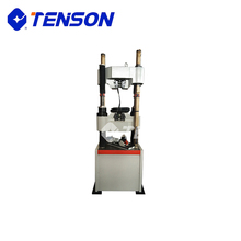 Pressure compression cube testing machine