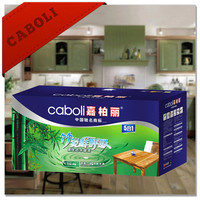 Caboli oil based wood lacquer paint with antiseptic ability