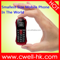Original NEWMIND F1 MINI Very Small Size Mini Phone