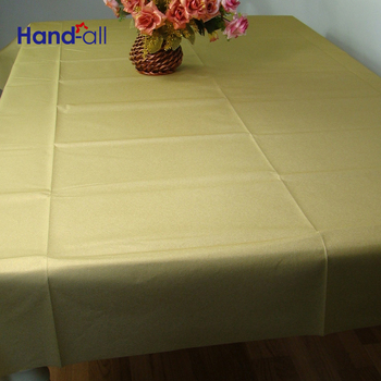 Leading Technology Stiffness Best Selling Thick Air Laid Paper Table Cloth