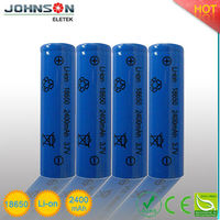 Hotsale battery bak b18650ca 2250mah 18650 li ion battery
