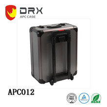 Wholesale Aluminum Carry Tool Case Trolley Box with Wheels