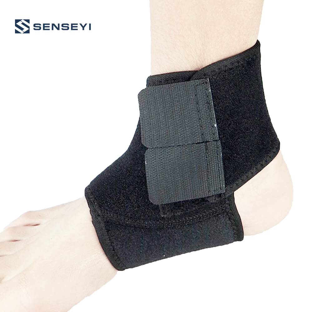 New Wholesale Sport Compression Ankle Brace