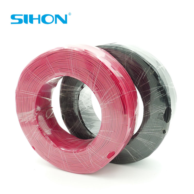 100m 0.3cm Flexible Silicone Wire Cable 2 color Electrical Wire Line <strong>Copper</strong>