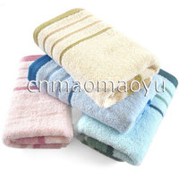 china manufacturer new products bamboo and cotton mixed fabric towel
