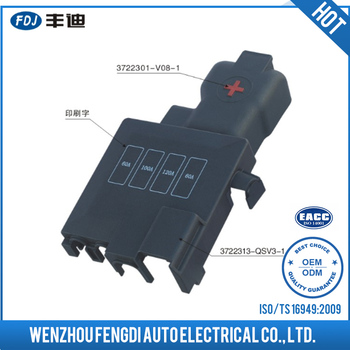 Professional Made No Deformation Car Fuse Holder