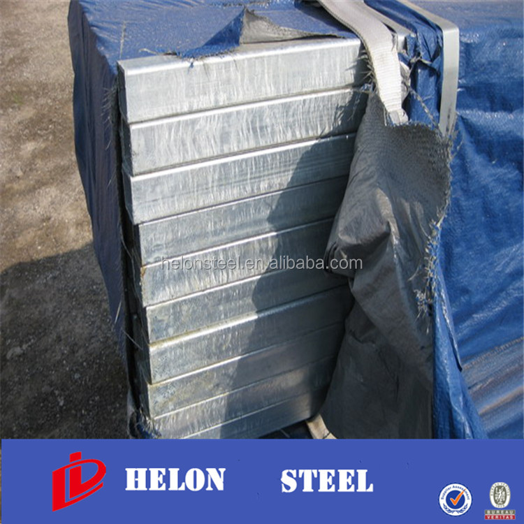 square steel rectangular pipe ! cold roll galvanized square carbon steel tube hot dipped rectangular steel pipe