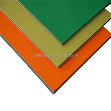 Aluminium composte panel decoration material of interior walls, ceilings, bathrooms