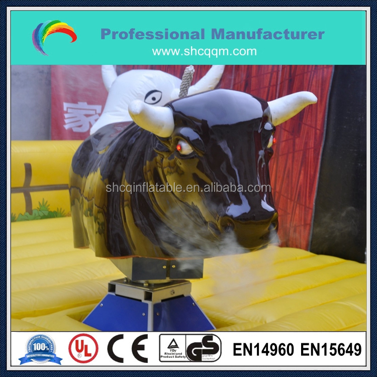 hot selling inflatable bull riding machine
