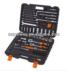 120 pcs socket set/extension ratchet handle