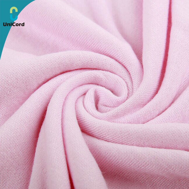 100 cotton french terry knitted fabric french terry cloth fabric