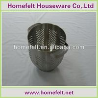 2014 hot selling stainless steel french fries basket