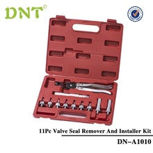 HIGH QUALITY PROFESSIONAL11PC VALVE SEAL REMOVER AND INSTALLER KIT
