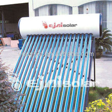 Compact Pressure Solar Power Water Heating System
