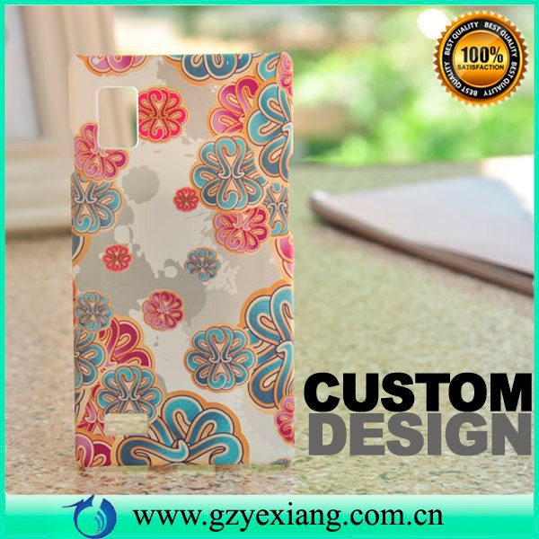 New design case cover for lg p760 optimus l9 p765