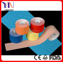 Color kinesiology tape manufacturer CE FDA certificated