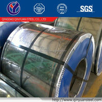 Low Carbon Material Galvanized Steel Coil And Strip